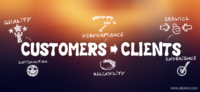 Why customers work with you and become your clients?