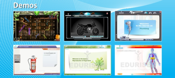 eLearning-demos-courses