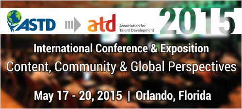 ATD 2015 International Conference & Exposition