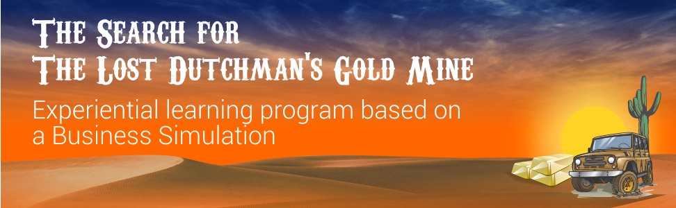 lost-dutchman-gold-mine-business-simulation-collaboration